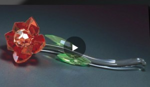 What to Get for Mother's Day - Crystal Flowers from CrystalWorld.com