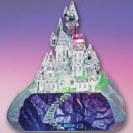 Click the image to learn more about the Enchanted Castle crystal figurine