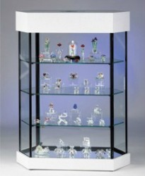Collecting crystal figurines
